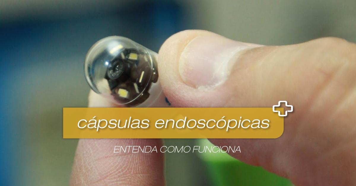 Cápsula endoscópica